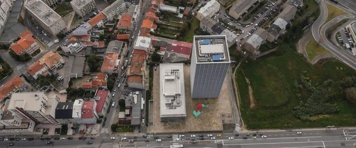 Torre O Burgo, O Porto