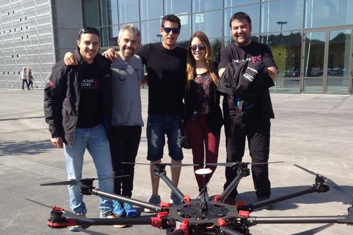 Nuevo Proyecto de Aerocamaras en Francia