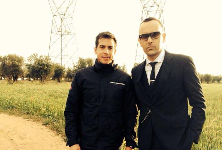 """Grabación """"Al Rincón de Pensar"""" con Risto Mejide"""