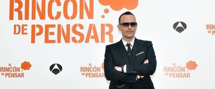 """Volamos de nuevo sobre """"Al Rincón de Pensar (T2)"""" con Risto Mejide"""