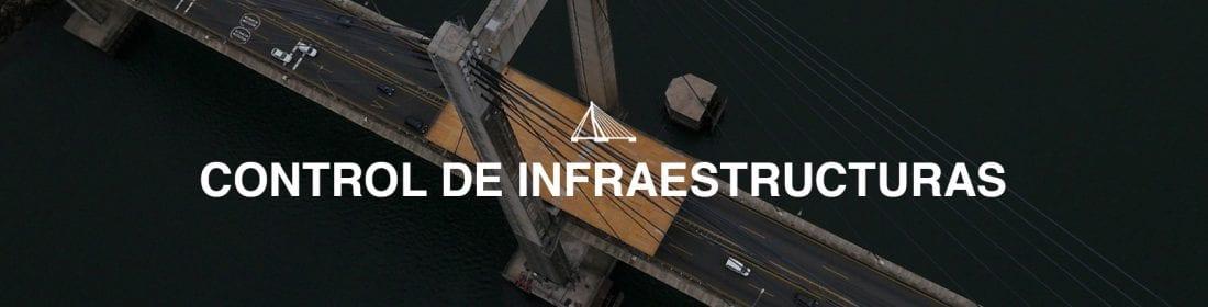 Servicio Inspección Infraestructuras con drones