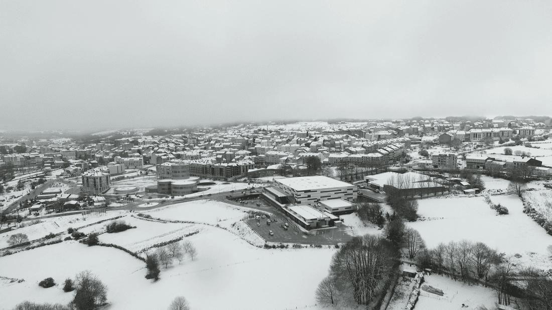 Nevada Galicia Febrero 2016