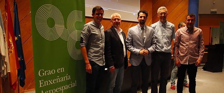 Nuevo Grado de Ingeniería Aeroespacial en Ourense