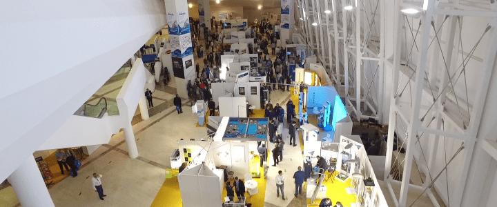 Aerocámaras filma la primera edición de Dielectro Enerxía