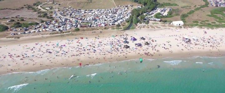 Tarifa Strapless Kitesurfing PRO '16