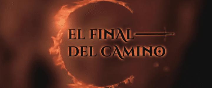 """Aerocamaras participa en la grabación """"El Final del Camino"""""""