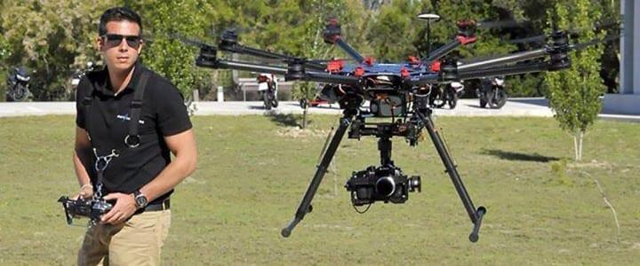 El congreso de drones contará con 15 ponencias de expertos