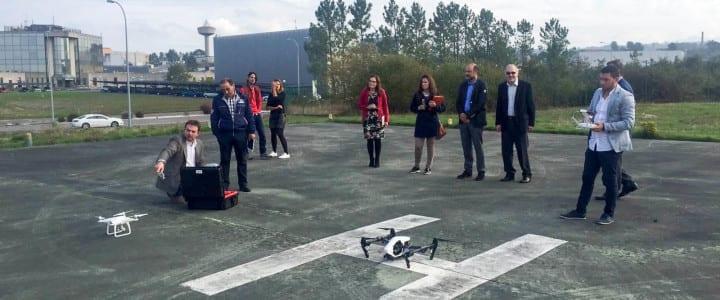 Mil expertos en drones de varios países se reunirán en un congreso en Orense