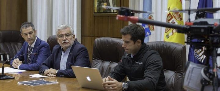 Aerocamaras realiza el primer Curso de Piloto de Drones para Emergencias con homologación oficial en España