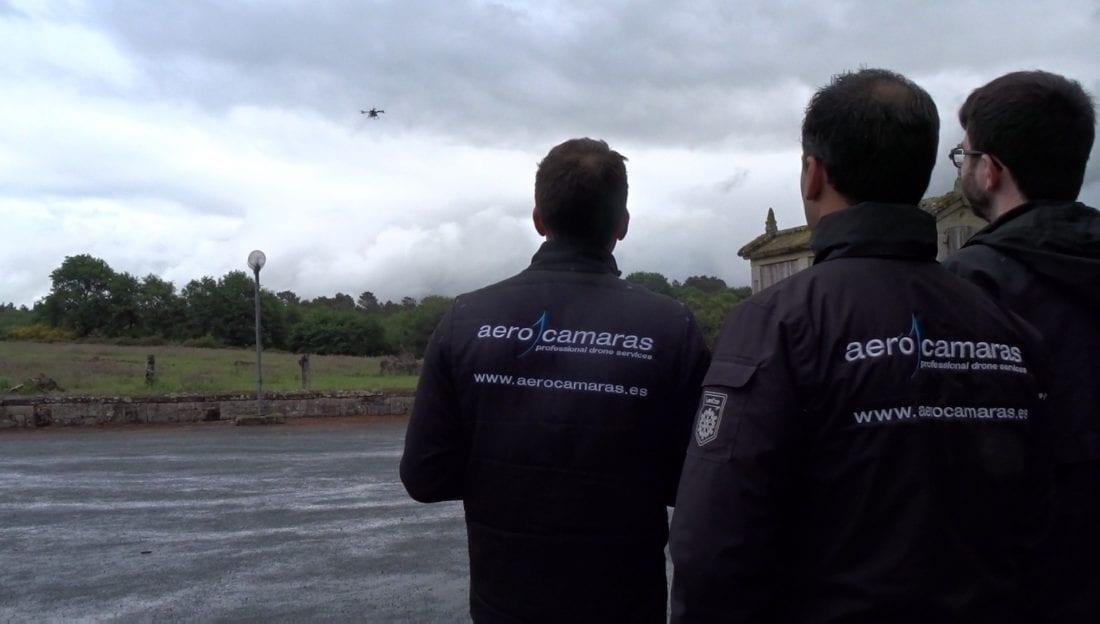 Aerocamaras crea el drone híbrido con mayor autonomía del mercado a nivel mundial