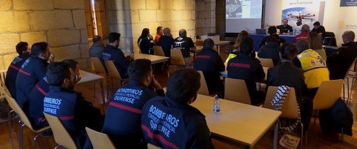Éxito en la primera convocatoria oficial en España de Piloto de Drones en Emergencias