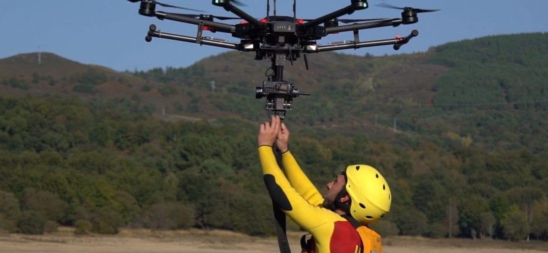 Drones en Emergencias y Seguridad