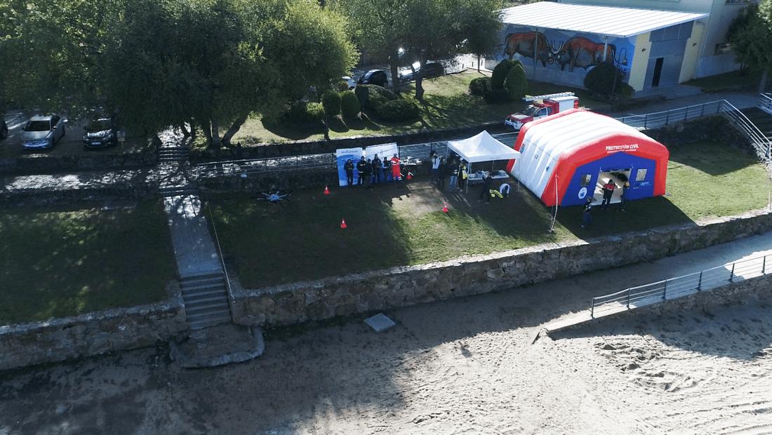 Emergencias y Seguridad con drones