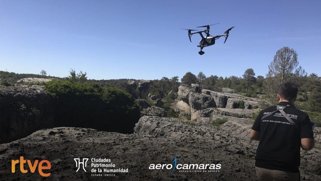 RTVE, Ciudades patrimoniales y Aerocamaras