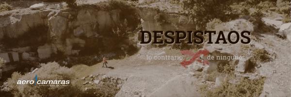 Aerocamaras Participa en la Grabación realizada con Despistaos – Lo contrario de Ninguno –