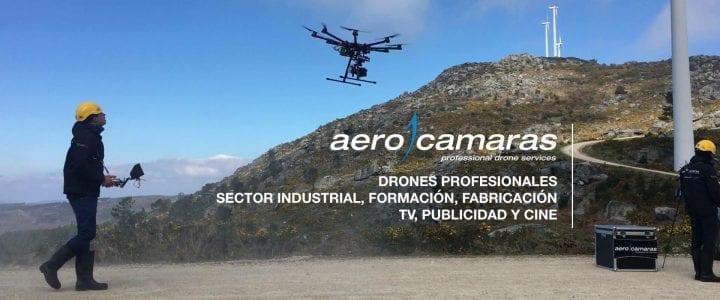 Entrevista de RADIO VOZ a Jaime Pereira, CEO de Aerocamaras, sobre la ley de drones