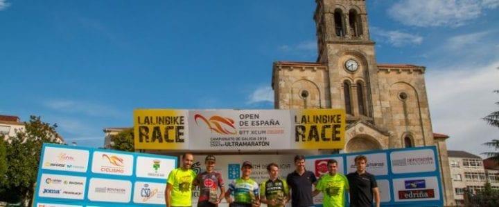La Lalín Bike Race pone el cierre al Open de España de XC Ultramatón