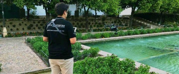 Aerocamaras colabora de nuevo con TVE