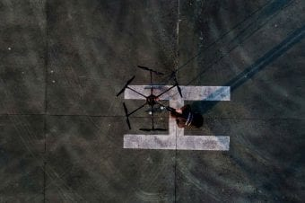 Aerohíbrido, el dron híbrido de Aerocamaras