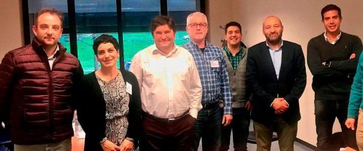 Aerocamaras construye el futuro académico de Galicia