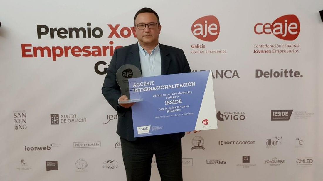 Premio Internacionalizacion Aerocamaras