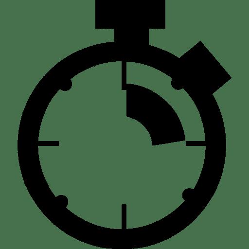 Icono Reducción de tiempos