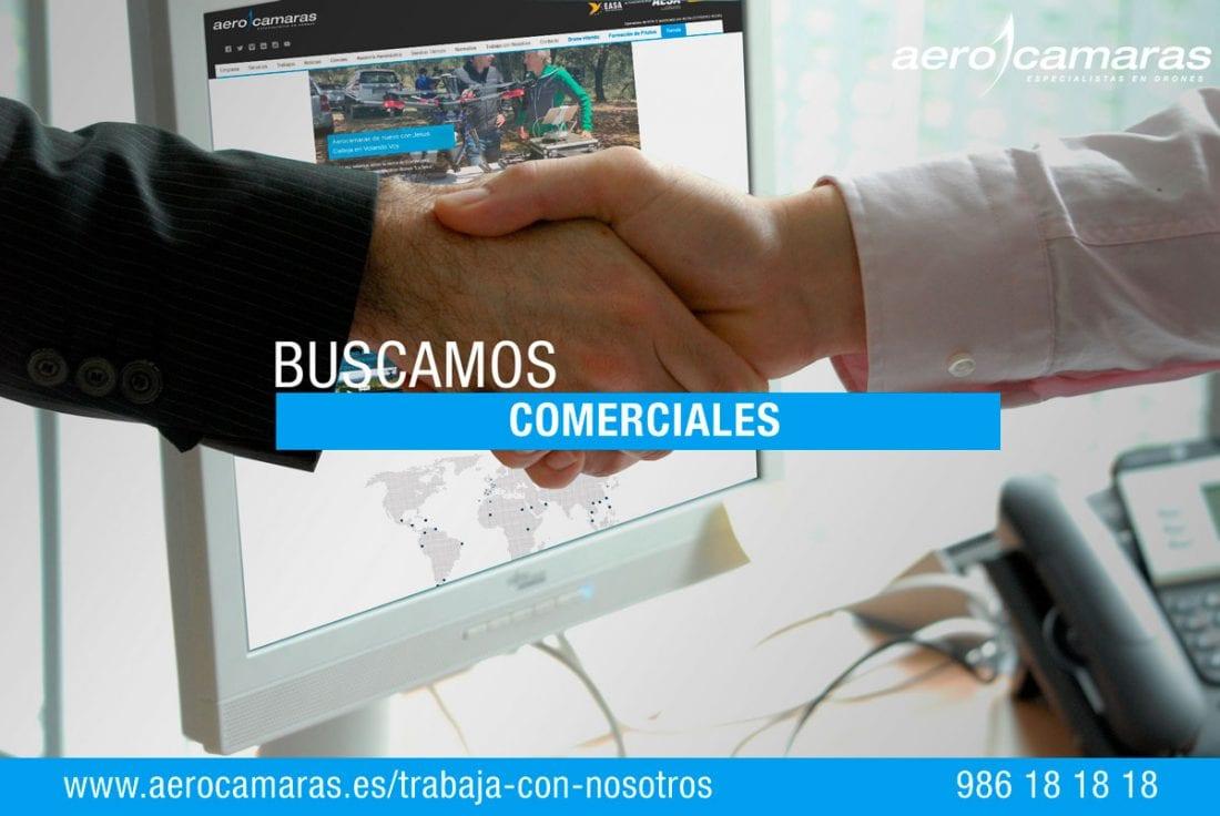 Oferta Empleo Comercial Aerocamaras