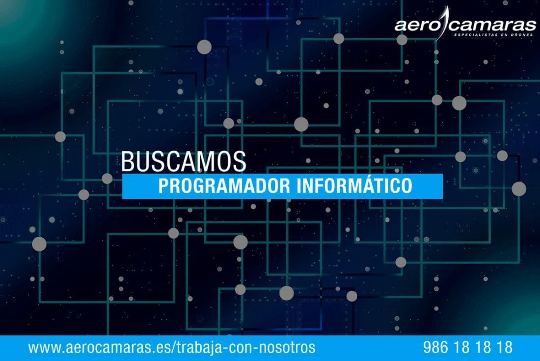 Oferta Empleo Informático Aerocamaras