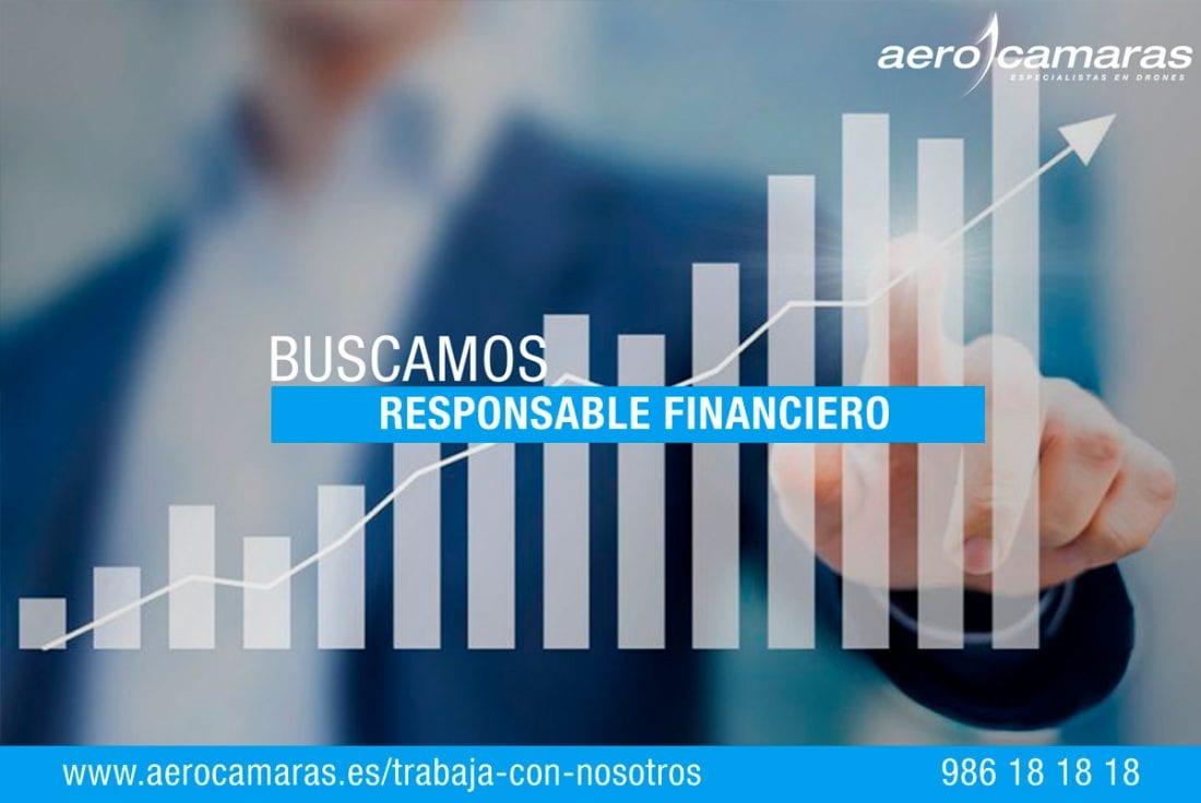 Oferta Empleo Responsable Financiero Aerocamaras