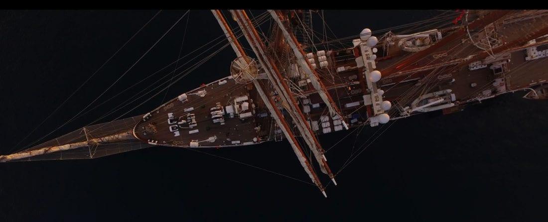 Plano Cenital de Elcano - Aerocamaras