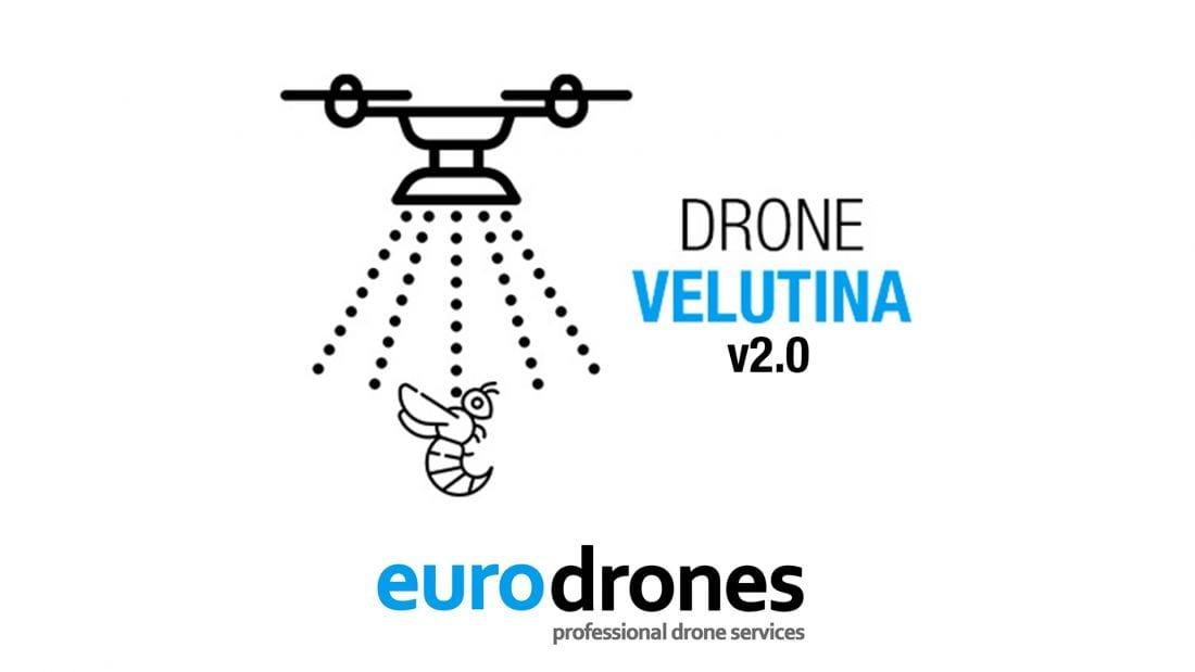 logo velutina eurodrones aerocamaras