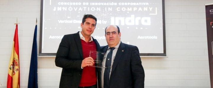 Aerocamaras, ganadora del concurso de innovación corporativa de la CEOE.