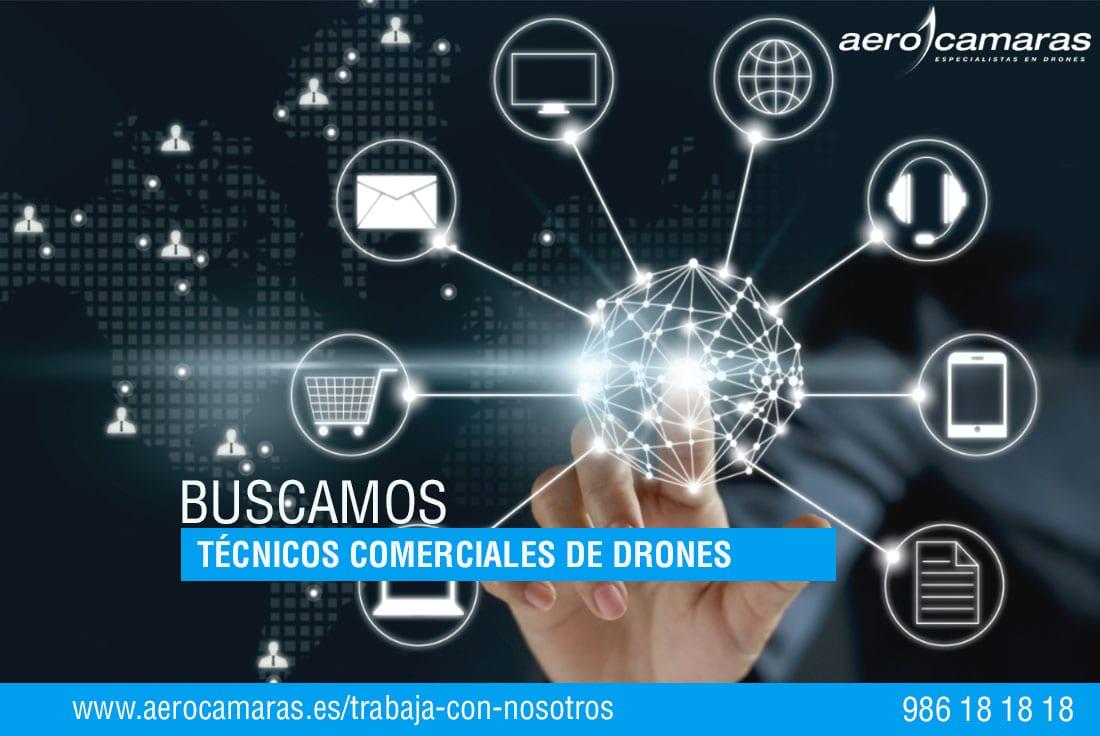 Aerocamaras Especialistas en Drones