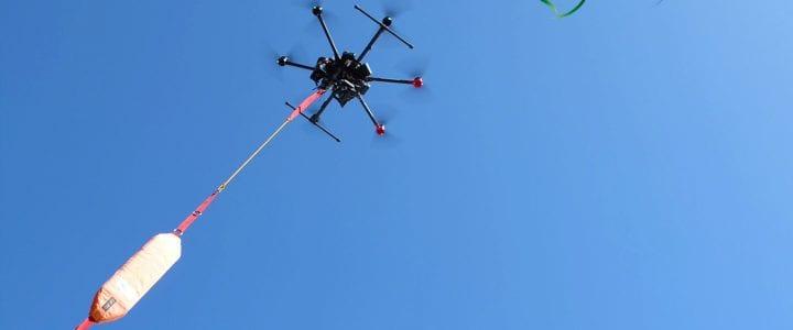 AETESYS y Aerocamaras se unen en la formación de uso de drones