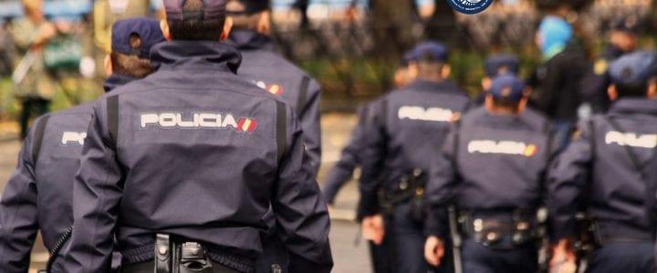 Colaboración entre ASP y Aerocamaras para formar a los policías del futuro