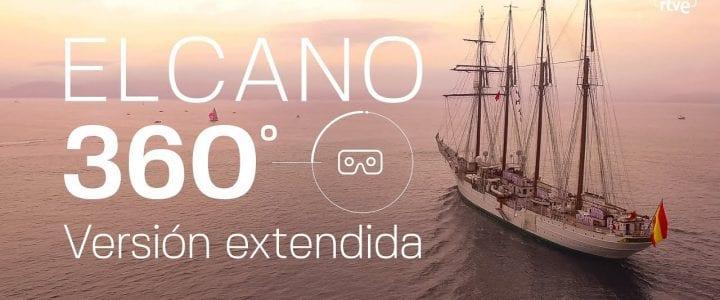El documental 'Elcano 360º' de RTVE y Visyon obtiene un nuevo reconocimiento audiovisual