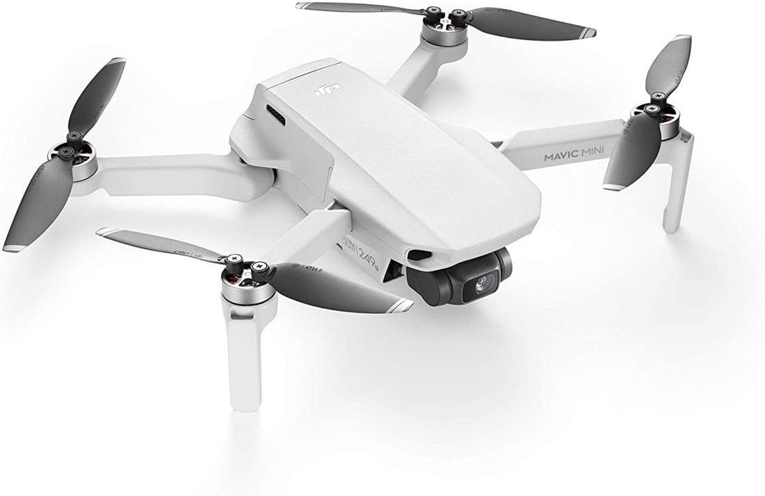 Drones para uso recreativo