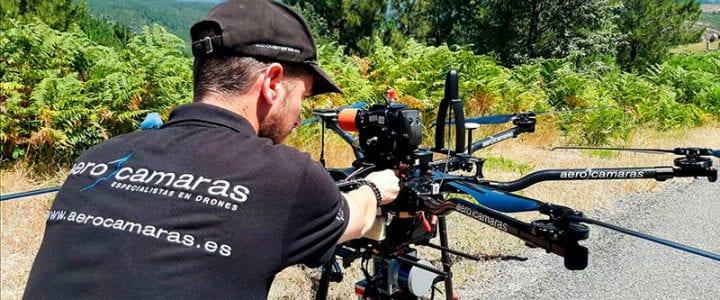 AeroHyb, el dron ideal para prevenir incendios