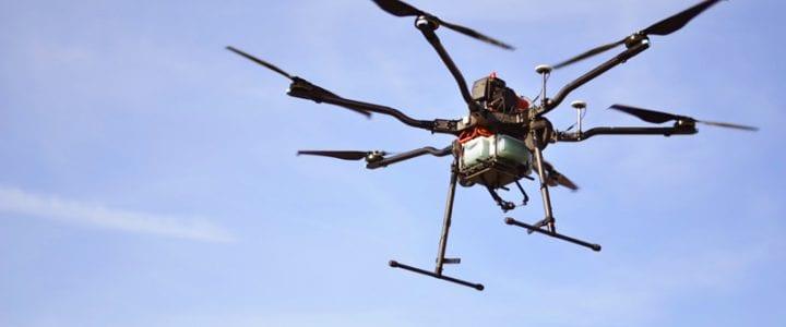 El ayuntamiento de Ayamonte compra el dron híbrido de Aerocamaras para vigilar sus playas