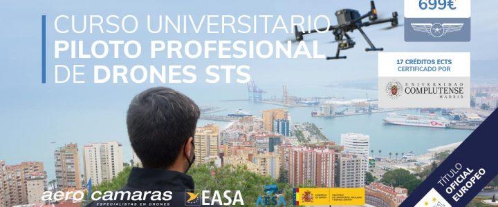 Aerocamaras y la Universidad Complutense se unen para ofrecer formación de calidad
