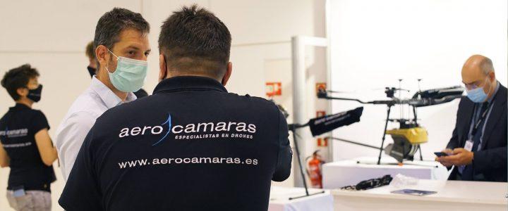Aerocamaras participa en UNVEX 2021
