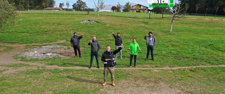 El Ayuntamiento de Vitoria-Gasteiz confía en Aerocamaras para la formación de pilotos de drones